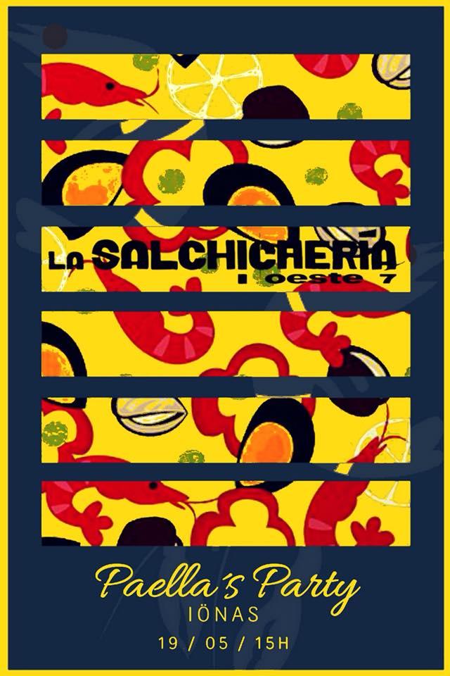 La Salchichería Oeste 7 Iönas Salamanca Mayo 2018