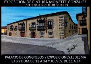Ledesma Monette González Junio julio 2018