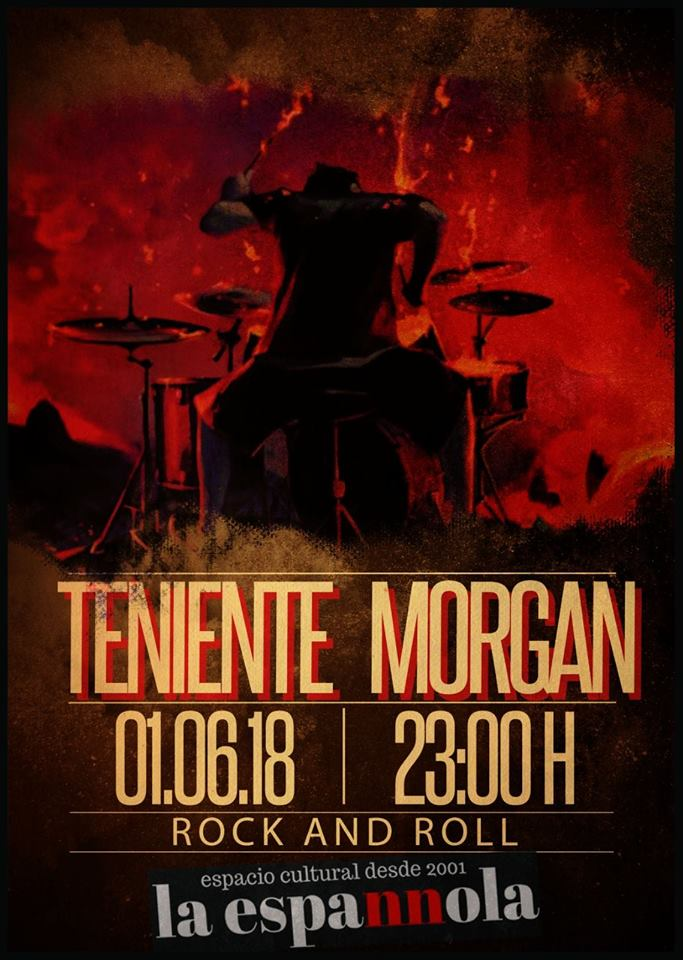La Espannola Teniente Morgan Salamanca Junio 2018