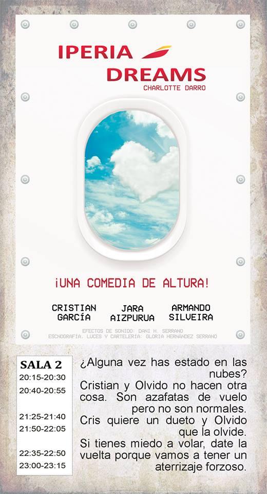 La Malhablada Iperia dreams Salamanca Junio 2018