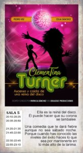 La Malhablada Clementina Turner Salamanca Junio 2018