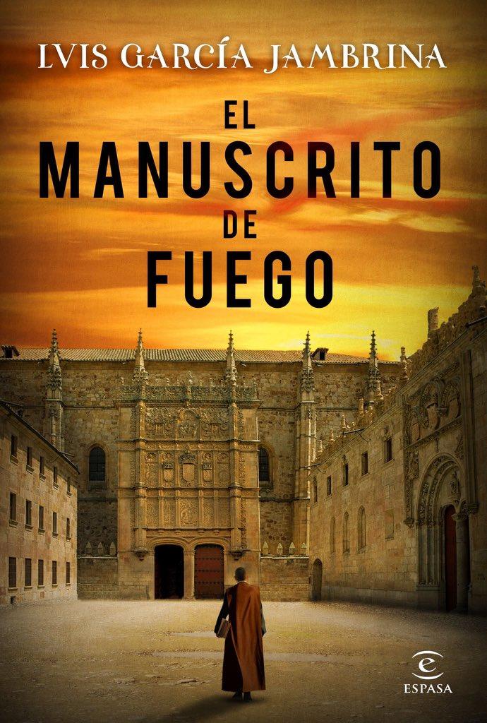Plaza Mayor El manuscrito de fuego Salamanca Mayo 2018