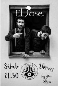 Sala Micenas Adarsa El Jose Salamanca Mayo 2018