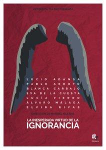 Sala Micenas Adarsa La inesperada virtud de la ignorancia Salamanca Junio 2018