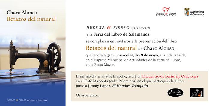 Plaza Mayor Retazos del natural Salamanca Mayo 2018