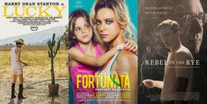 Cines Van Dyck Joven Cine en VOSE 11 de mayo al 17 de mayo de 2018 Salamanca