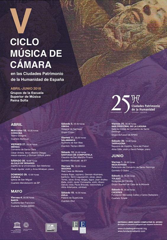 San Blas Cuarteto Tiempo BBDO Salamanca Mayo 2018