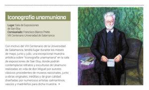 San Eloy Iconografía Unamuniana Salamanca 2018
