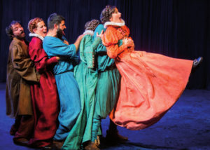 Teatro Liceo La ternura Salamanca Mayo 2018