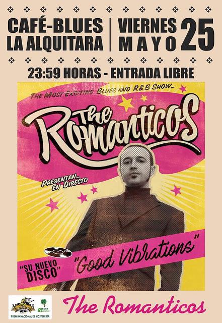 La Alquítara The Romanticos Béjar Mayo 2018