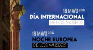 Salamanca Día Internacional de los Museos y Noche Europea de los Museos Mayo 2018