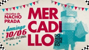 Le Garage MCC Mercadillo Dominguero + Nacho Prada Salamanca Junio 2018