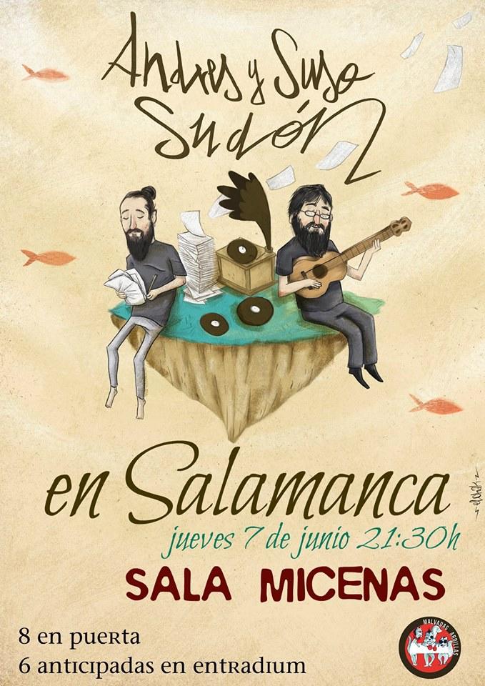 Sala Micenas Adarsa Hermanos Sudón Salamanca Junio 2018