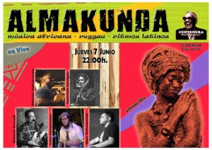 Centenera Almakunda Salamanca Junio 2018