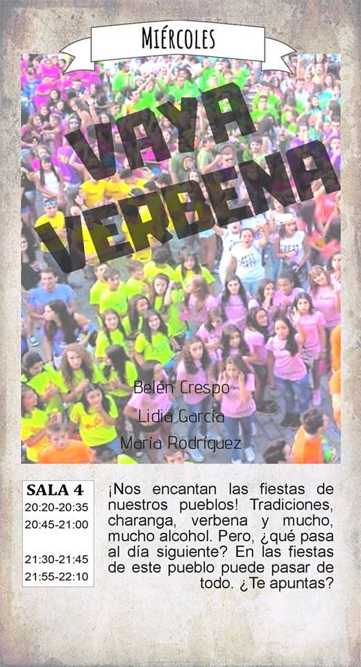 La Malhablada Vaya verbena Salamanca Junio 2018