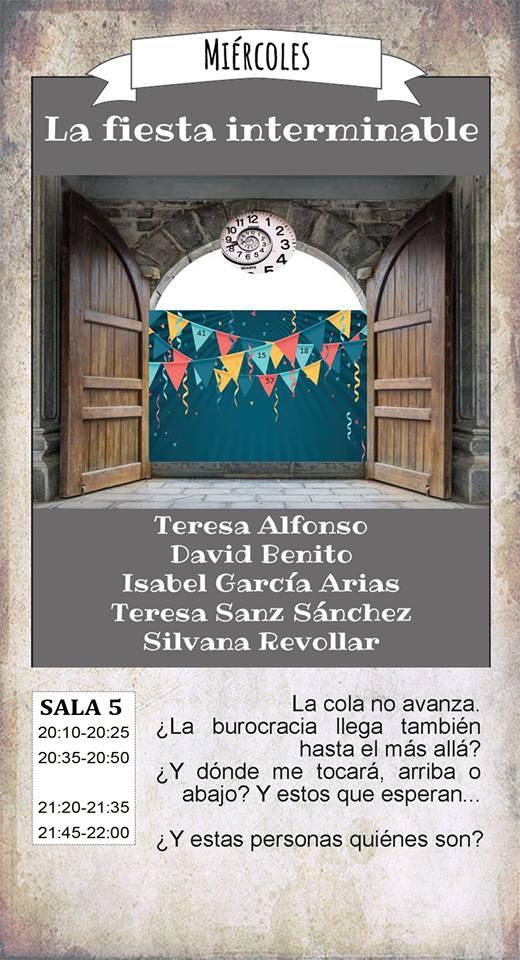 La Malhablada La fiesta interminable Salamanca Junio 2018