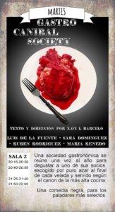 La Malhablada Gastro canibal society Salamanca Junio 2018