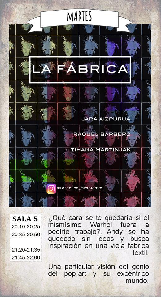La Malhablada La fábrica Salamanca Junio 2018