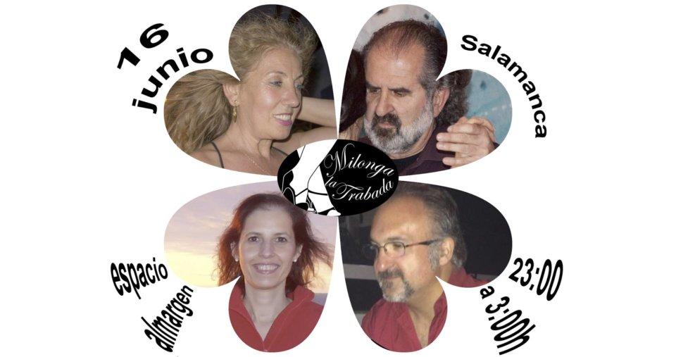 Espacio Almargen Milonga La Trabada Salamanca Junio 2018