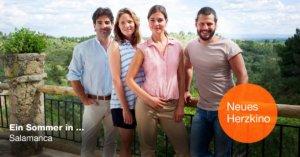 Se buscan 100 figurantes para Ein sommer in Salamanca