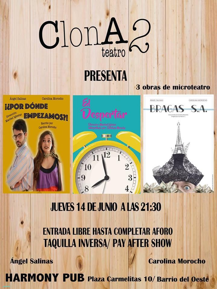 Harmony Clona2 Teatro Salamanca Junio 2018