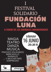 Espacio Almargen I Festival Solidario Fundación Luna Salamanca Junio 2018