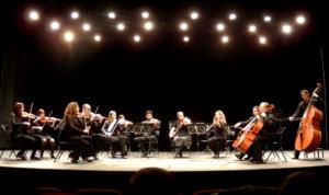 Casino de Salamanca Orquesta de Cámara Junio 2018