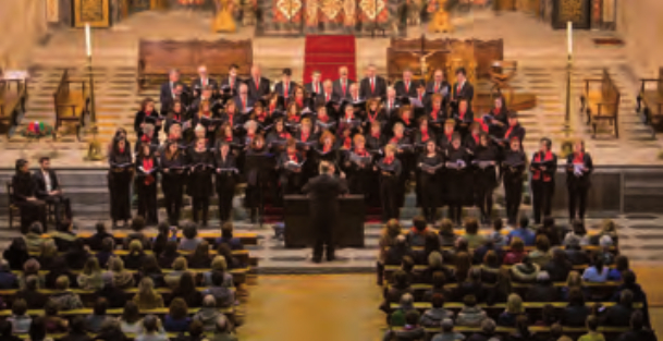 San Blas Coro Ciudad de Salamanca Junio 2018