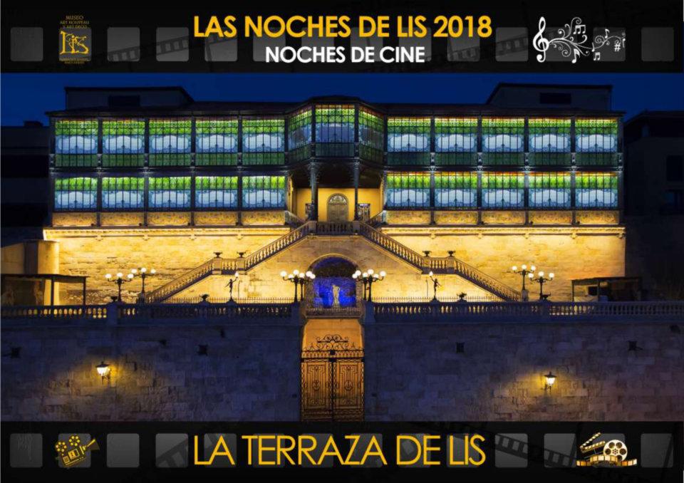 Museo de Art Nouveau y Art Déco Casa Lis Las Noches de Lis 2018: Noches de Cine Salamanca Julio
