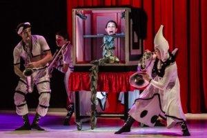 Ferias y Fiestas 2018 Teatro Liceo Pinoxxio Salamanca Septiembre