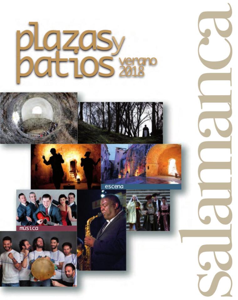 Plazas y Patios Salamanca 2018
