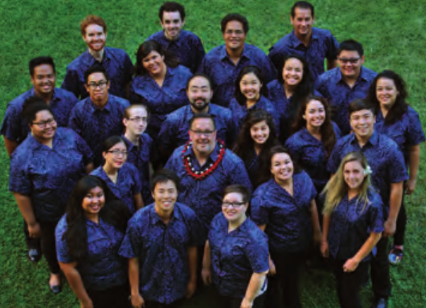 San Blas Voices of Aloha Salamanca Junio 2018