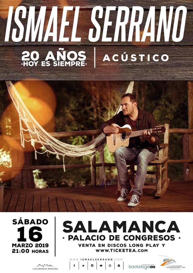 Palacio de Congresos y Exposiciones Ismael Serrano Salamanca Marzo 2019
