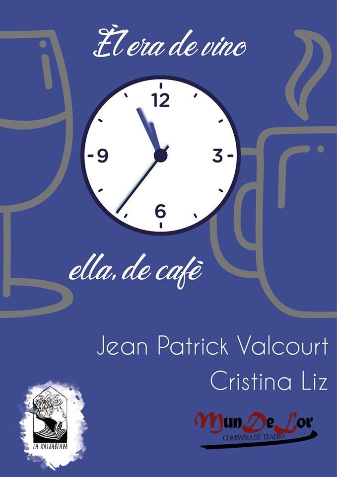 La Malhablada Él era de vino. Ella, de café Salamanca Julio 2018