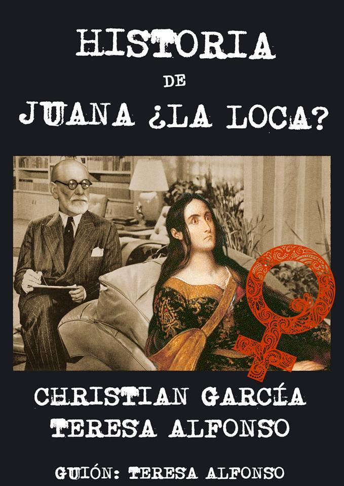 La Malhablada Historia de Juana ¿La Loca? Salamanca Julio 2018