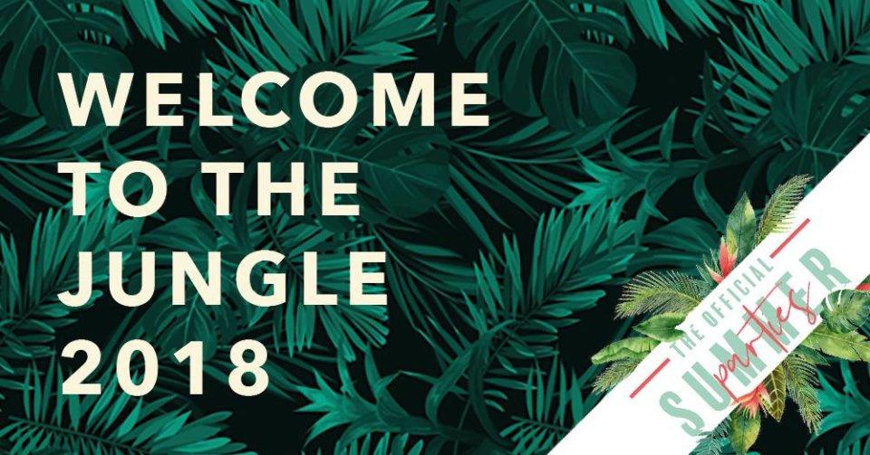 Camelot Jungle Party Salamanca Julio 2018