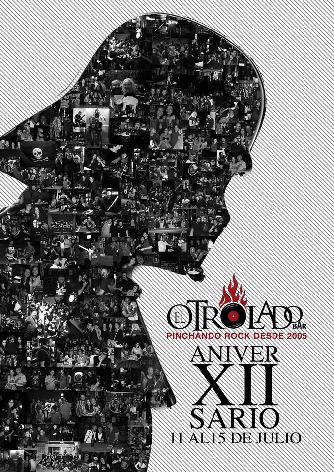 El Otro Lado Bar XII Aniversario Salamanca Julio 2018