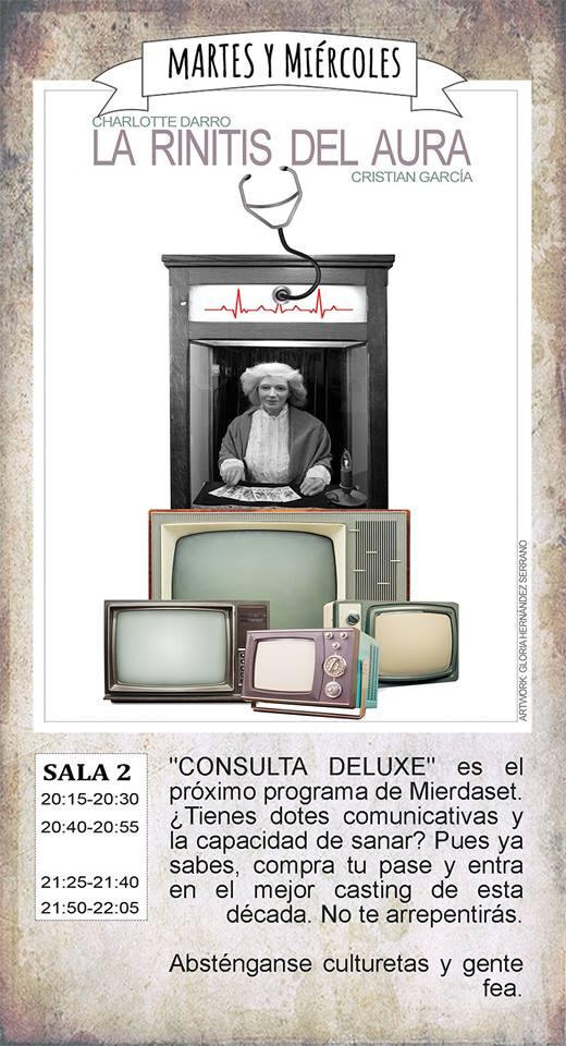 La Malhablada La rinitis del aura Salamanca Agosto 2018