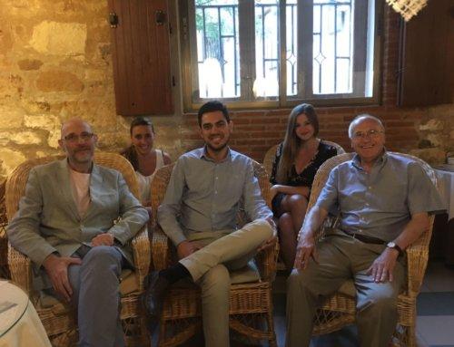 Salamanca se estrena como nueva sede de la Asociación de Escritores Noveles.