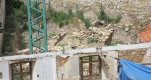 Ciudadanos por la Defensa del Patrimonio solicita protección integral para los restos arqueológicos descubiertos junto al Palacio de Monterrey