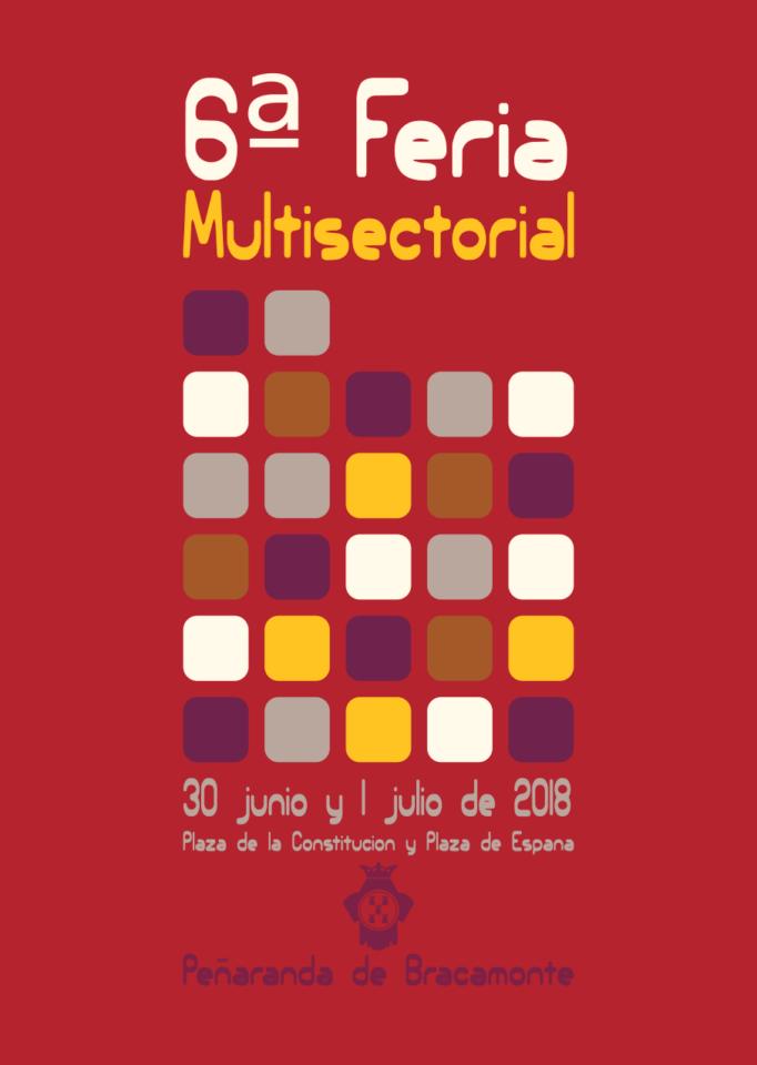 Peñaranda de Bracamonte VI Feria Multisectorial Junio julio 2018