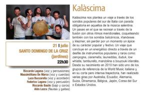 Sala de Exposiciones Santo Domingo de la Cruz Kalàscima Plazas y Patios Salamanca Julio 2018