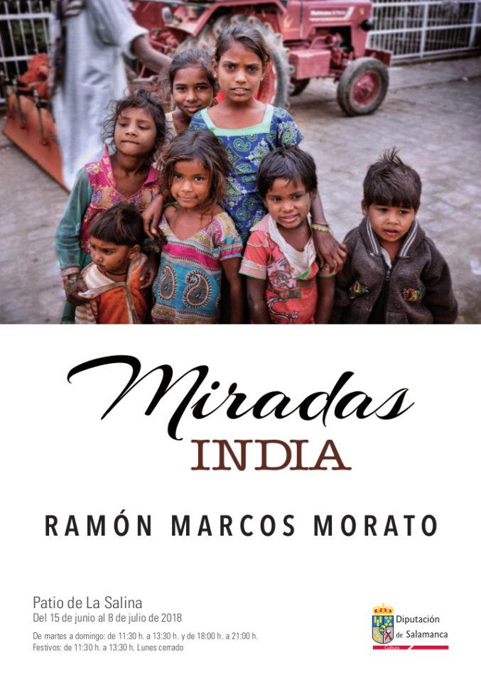 La Salina Miradas India Salamanca Junio julio 2018