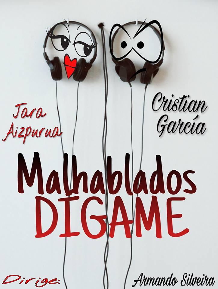 La Malhablada Malhablados dígame Salamanca Agosto 2018