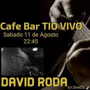 Tío Vivo David Roda Salamanca Agosto 2018