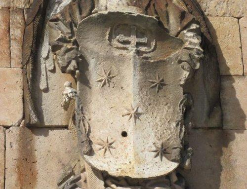 Escudos salmantinos languidecen dañados por el olvido, el desconocimiento y el descuido.