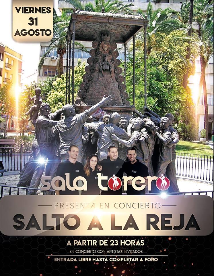 Sala Torero Salto a la Reja Salamanca Agosto 2018