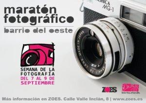 Maratón Fotográfico Septiembre 2018