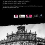 Taller de Iniciación a la Fotografía Estenopeica Septiembre 2018