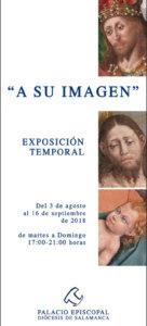 Palacio Episcopal A su imagen Salamanca Agosto septiembre 2018